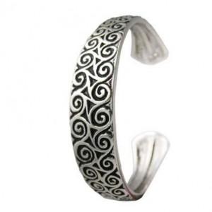 Toulhoat Triskel bracelet 33g