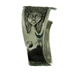 Toulhoat Mermaid bracelet 58g