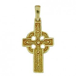 Small celtic cross 2g
