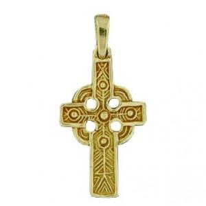 Small celtic cross 2g