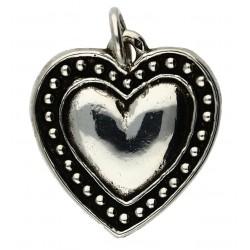 Toulhoat Sweet heart pendant