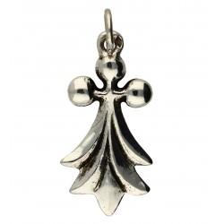 Hermine en argent, bijou celtique fabriqué par Toulhoat