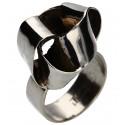 Toulhoat ribbon ring 12g