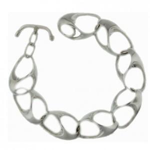 Bracelet Toulhoat Chaîne en relief