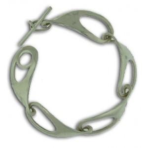 Toulhoat plate chain bracelet 15g