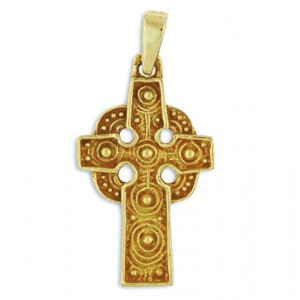 Petite croix celte Toulhoat