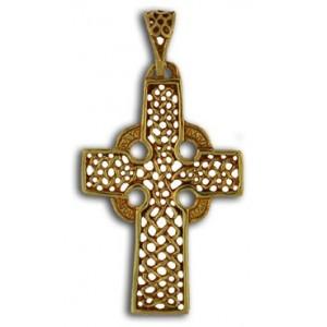 Croix celte ajourée Toulhoat