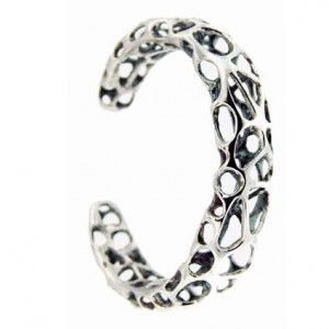 Toulhoat Sponge shaped bracelet 40g