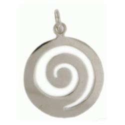 celtic jewellery spiral pendant