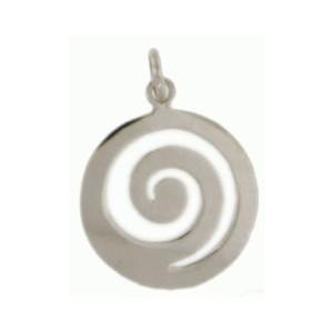bijou celtique, pendentif spirale