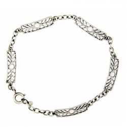 Bracelet Toulhoat barrettes