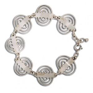 Toulhoat Spider web bracelet 16g