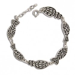 Toulhoat Small fishes bracelet 15g