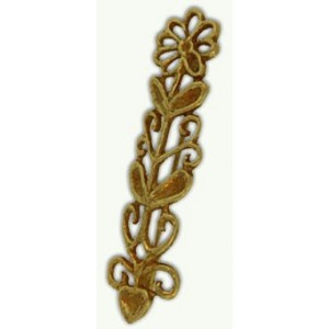Toulhoat Brooch slide shaped 8g