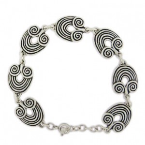 Toulhoat ram-horned bracelet 15g