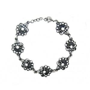 Bracelet Toulhoat Fleurons