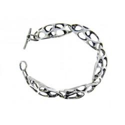Toulhoat Baroque chain bracelet 32g