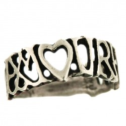 Toulhoat crazy love ring 2.8g