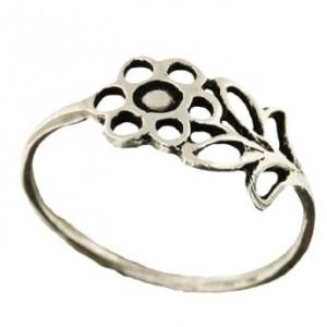 Toulhoat Flower ring 1.3g