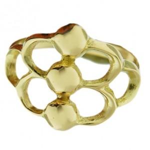 Toulhoat Pompon ring 4.3g