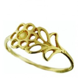 Toulhoat small flower ring 2.2g