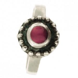 Cornaline stone ring 3.1g