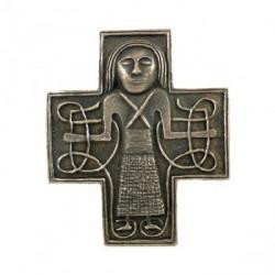 Celtic cross of meditation
