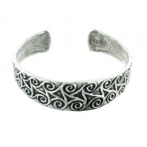 Toulhoat Triskel large bracelet 45g