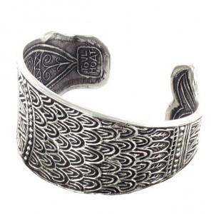 Toulhoat Fish bracelet 75g